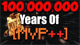Download how much would 100 million years of MVP++ cost? Video
