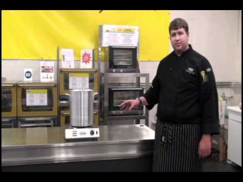 Cadco Hot Plate video