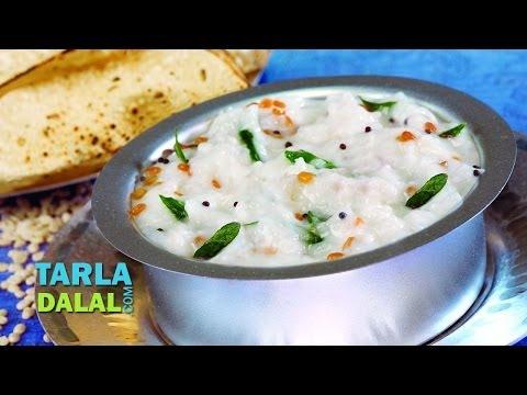 Curd Rice, South Indian Rice Recipe by Tarla Dalal