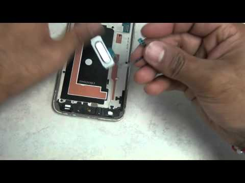 Samsung Galaxy S5 Home / Menu Button Flex Cable Repair Replacement Guide