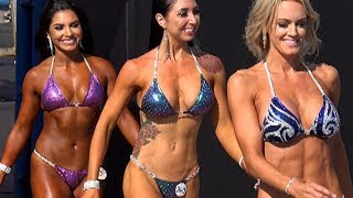Overall Bikini Champion of Muscle Beach - July 4th, 2017