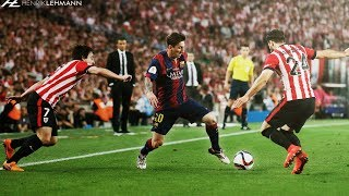 Lionel Messi's ICONIC Performance vs Athletic Club   30.05.2015