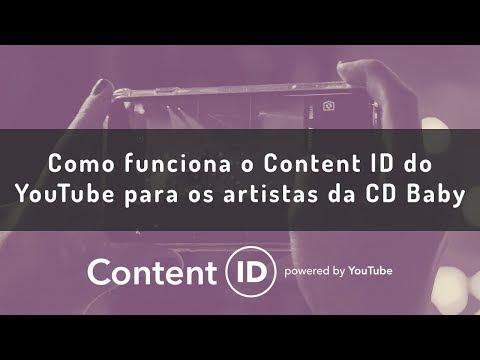 Como funciona o Content ID do YouTube para os artistas da CD Baby