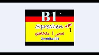 Goethe Zertifikat B1 Prüfung Sprechen Thema Taschengeld Deutsch