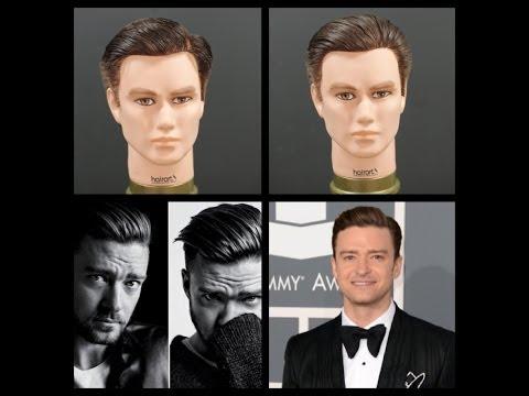 Justin Timberlake Haircut & Hairstyle Tutorial | TheSalonGuy