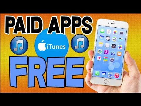 Download PAID Apps/Games/Movies [FREE] (NO JAILBREAK) (NO COMPUTER) 5 Ways iOS 10 iPhone, iPad, iPod