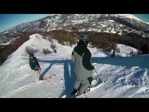 Sjcam 5000+ vs GoPro Ski Sci Abetone Full HD 60fps