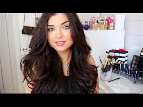How I Dye My Hair At Home + What's My Hair Color- Under 20$ | Chloé Zadori