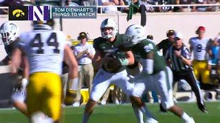 Week 8 Football Preview: Iowa at Northwestern