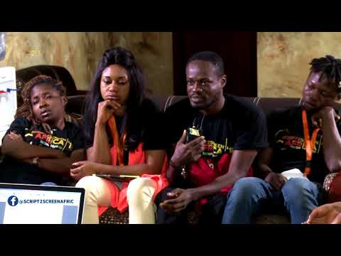 S2SAfrica2018 (Episode 7) Group's Script Conference & Final Short Movie Production.