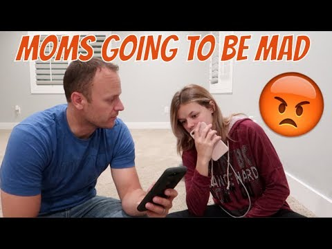TELLING MY MOM ABOUT MY SECRET BOYFRIEND | SHE'S GOING TO FREAK OUT.