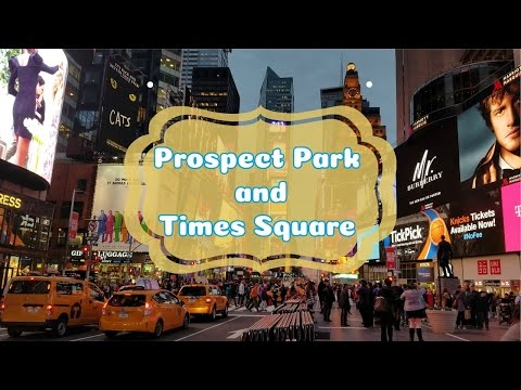 New York Trip, Times Square (Part 8)