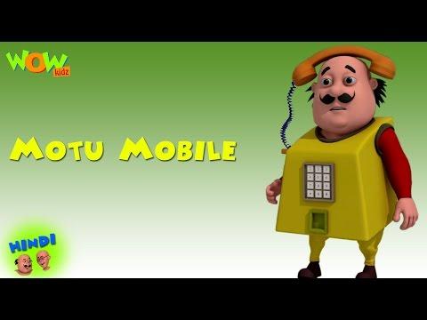 Motu Mobile - Motu Patlu in Hindi WITH ENGLISH, SPANISH & FRENCH SUBTITLES