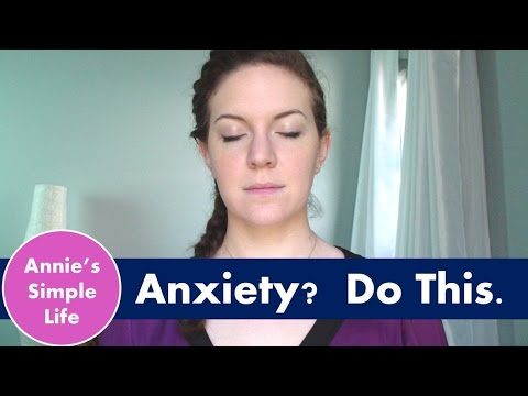 Anxiety?  Insomnia?  Panic Attacks?  Do this.