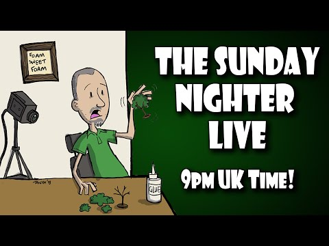 The Sunday Nighter - Your Weekly Terrain Q&A show