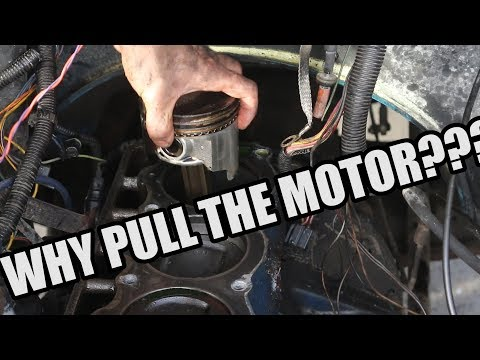 Removing a Piston WITHOUT Pulling the Engine!