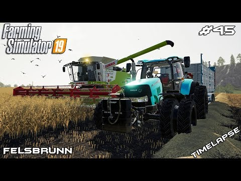 Download Weed control and harvesting oat | Animals on