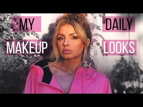 Easy & Fast No Makeup Look + My Daily Routine