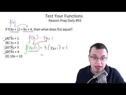 [Math 2] Test Your Functions