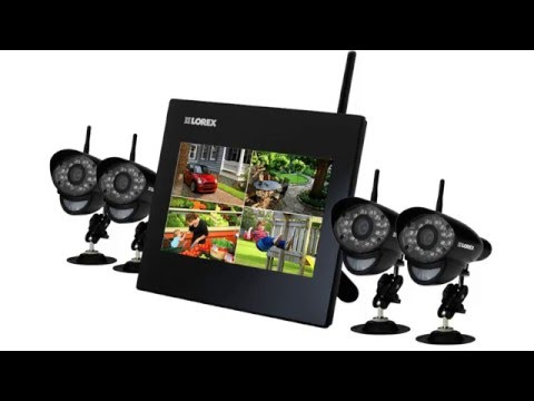 Best Wireless Home Security Camera System