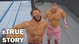 Zack Ryder battles with life after injury: Z! True Comeback Story