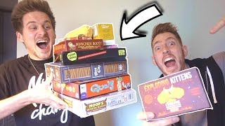 OUR TOP BOARD GAME COLLECTION!