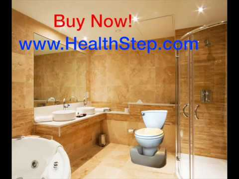 HealthStep - Relief from constipation, hemorrhoids and bloating