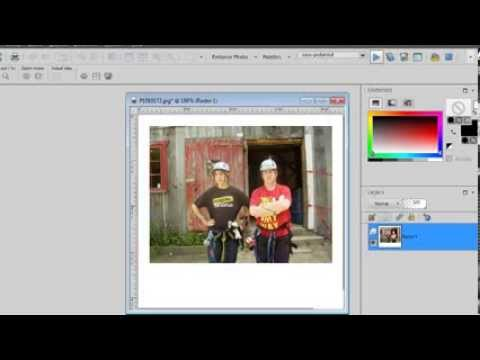 Creating a Polaroid Photo Border with Corel PaintShop Pro by Creation Cassel
