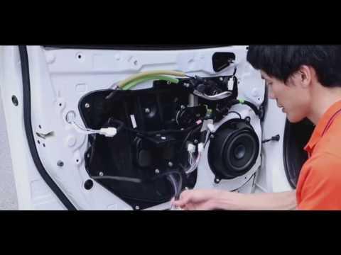 Mazda 3 / CX-5 automatic window/mirror module