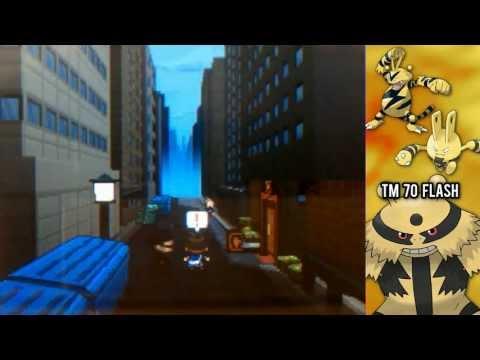TM 70 Flash Location - Pokemon Black and White 2