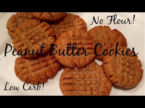 What I Ate To Lose 100lbs~Flourless Peanutbutter Cookies~