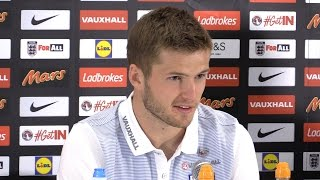Eric Dier Pre-Match Press Conference - England v Lithuania - World Cup Qualifier