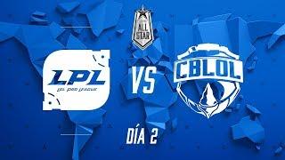 ALL STARS 2017 - DÍA 2 - CN VS BR