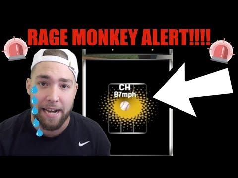 Watch Me Get Rekkkked! Rage Monkey Spirit Animal  Wakes Up!MLB The Show 17 Battle Royale!