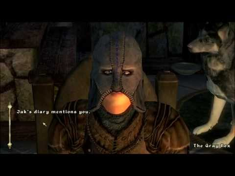 Let's Play Oblivion Part 105 - The Fast-Traveling Pilgrim Feat. Lymanity