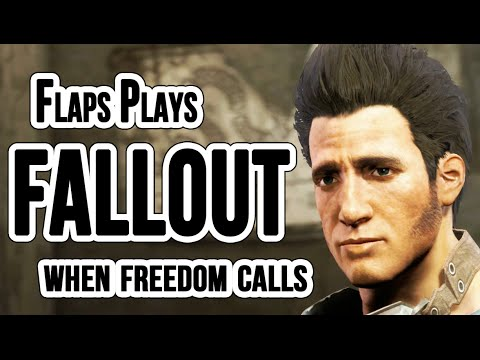 Fallout 4 Ep4 (When Freedom Calls)