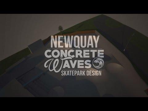Newquay Skatepark Design