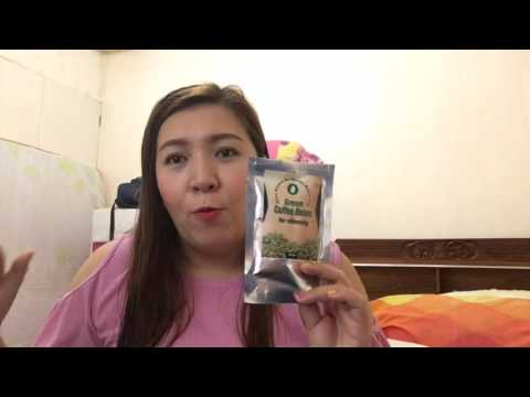 GREEN COFFEE BEANS for slimming Review & Weight update|JennyFamilyDiary