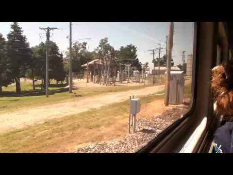 Train Trip Chicago to St.Louis - Part 2