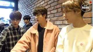 [BANGTAN BOMB] Guess whose handwriting! @ BTS POP-UP : HOUSE OF BTS - BTS (방탄소년단)
