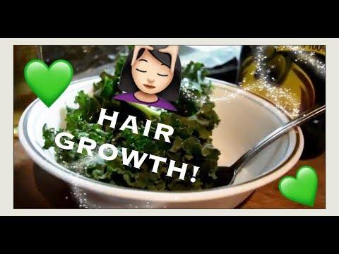 Kale Hair Growth Mask!!!