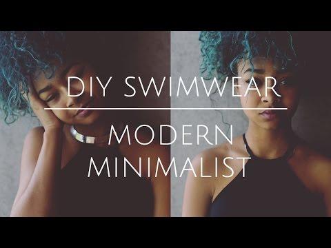 DIY: Modern Swimsuit