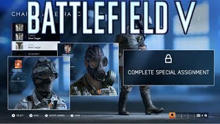 Battlefield 5 How to complete Mastery Assignments Videos