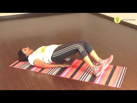 How To Do STATIC ABS EXERCISE