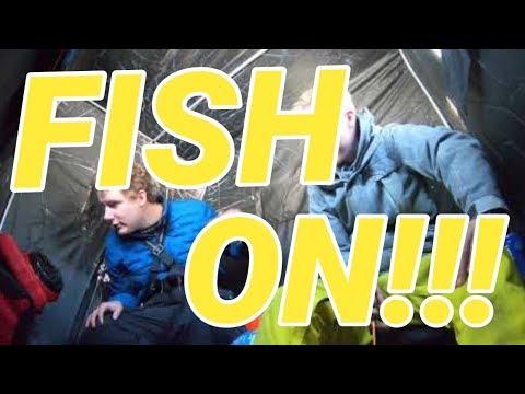 Florida Ice Fishing PT 1