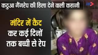 Kathua Rape Case: कभी कुत्ते का पट्टा डाल तो कभी ड्रग्स खिलाकर हुई दरिंदगी | Dainik Bhaskar