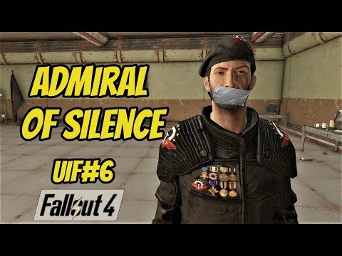 Admiral Of Silence!   Fallout UIF#6  