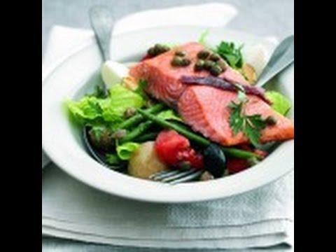 Salmon Niçoise