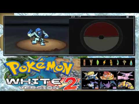 Pokemon White 2 Walkthrough Marathon #044: Wellspring Cave