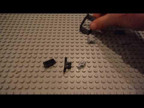 How to build a lego  jet ski